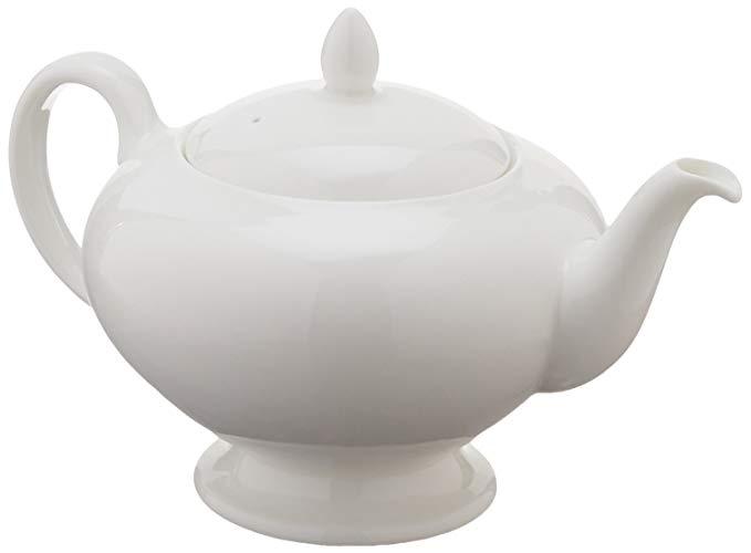 Wedgwood White Teapot