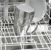 Eleganza in the dishwasher