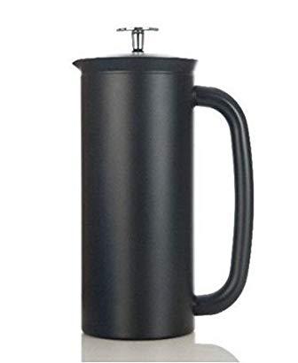 Espro 1018C2-17BK P7 Double Wall Vacuum Insulated Coffee Press, 18 oz, Matte Black